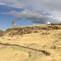 As the Collas and Incas Lay Dying - Contemplating the Ruins of Sillustani