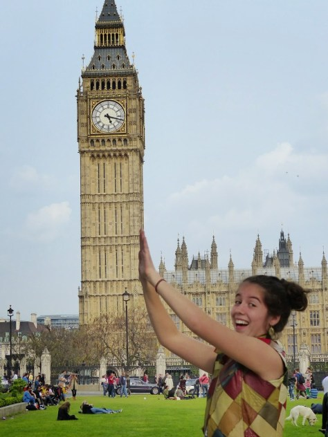 Oh No, Big Ben's Falling!