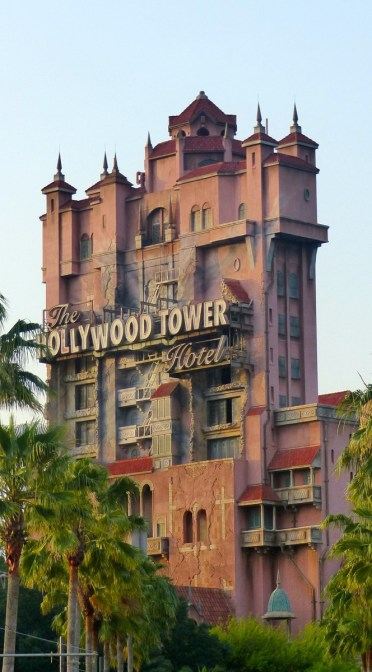 Disney Tower Terror
