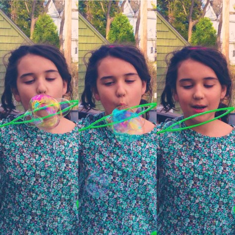 Sophie Bubble Collage