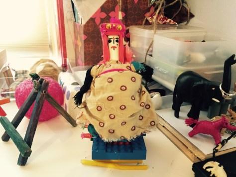 Sophie's Nomad Doll