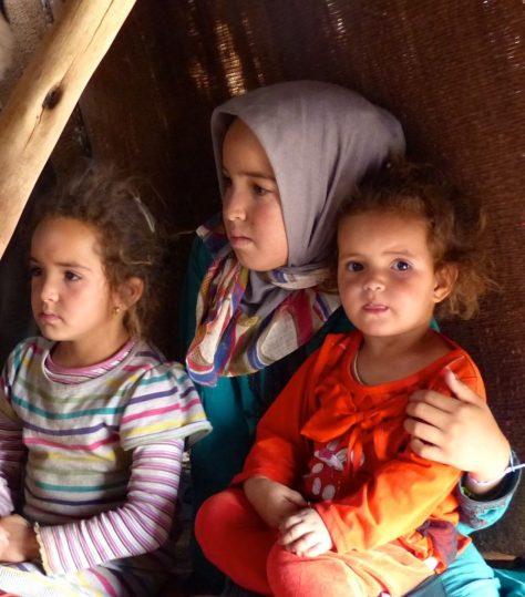 Sahara - Omar & Nomad Family 3