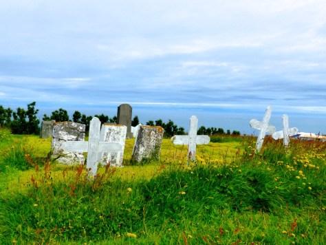 Hellnar Cemetery