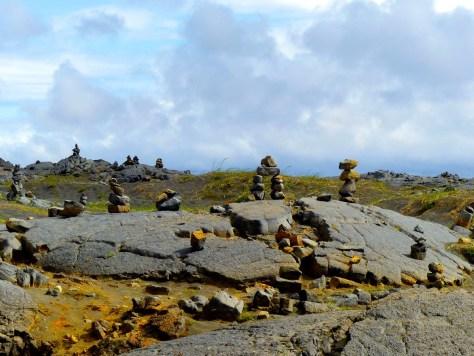 Reykjanes Peninsula - Cairns