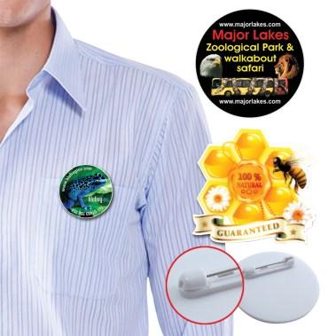 Name Badge - Bespoke Acrylic Name Badge