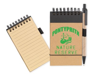 Recycled - Note Book - Medium
