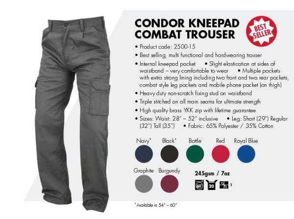 Orn Condor Trousers