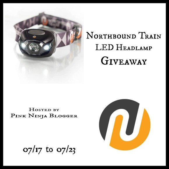 Headlamp Giveaway