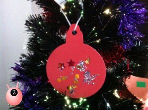 Tree decorations children can make