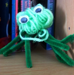 Ghoul spider @pinkoddy