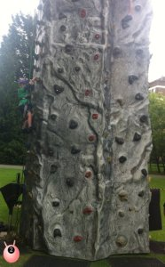 Rock Climbing No 46 50 things to do before 11 3/4s by the National Trust
