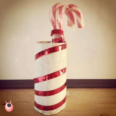 Day 23: Candy Cane & The Night Before The Night Before Christmas
