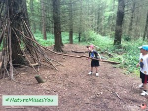 nature misses you
