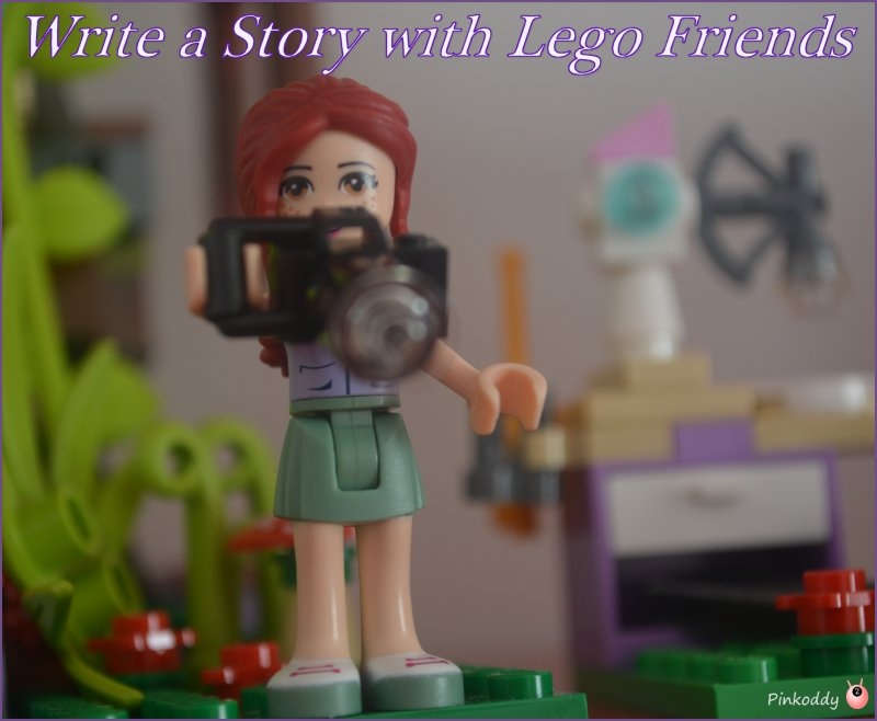 Planning a Story with Lego Friends Jungle Tree Sanctuary