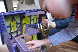 Scooby Doo Mystery Mansion Playset