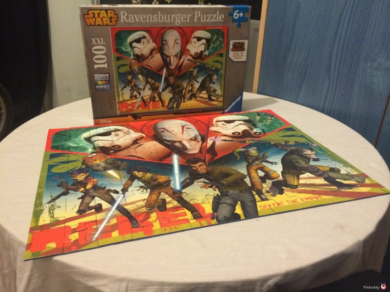 Star Wars Rebels XXL 100 Piece Puzzle: Ravensburger