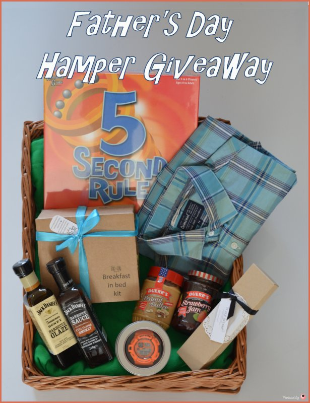 fathers day hamper giveaway
