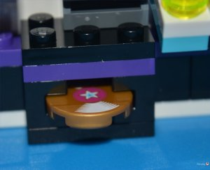 LEGO Friends Pop Star Recording studio