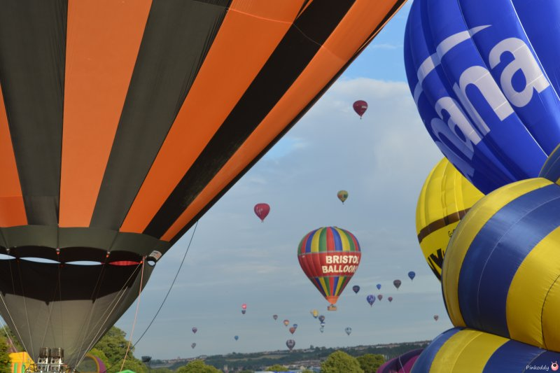 Bristol International Balloon Fiesta 2015