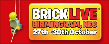 Brick Live 2016 at Birmingham NEC