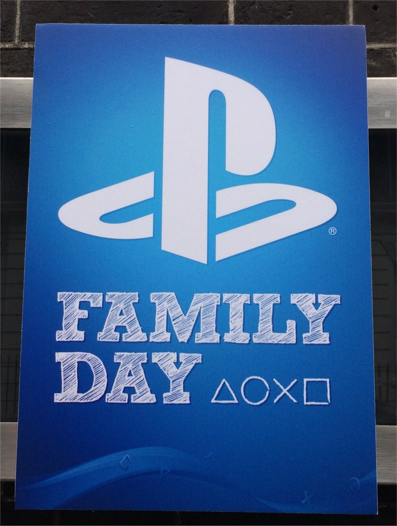 Playstation a Good Family Present this Christmas