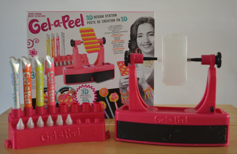 Gel-a-Peel 3D Design Station Review
