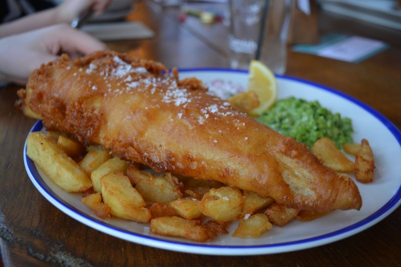 Plymouth The Waterfront Bar & Restaurant Review
