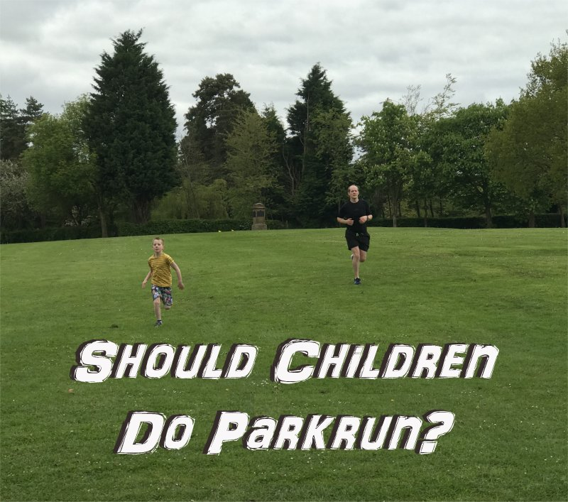Should Children do Parkrun?