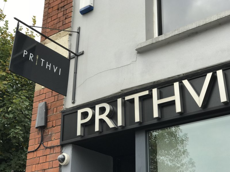 Prithvi Indian Fine Dining Cheltenha,