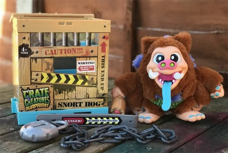 Crate Creature Snort Hog MGA Entertainment