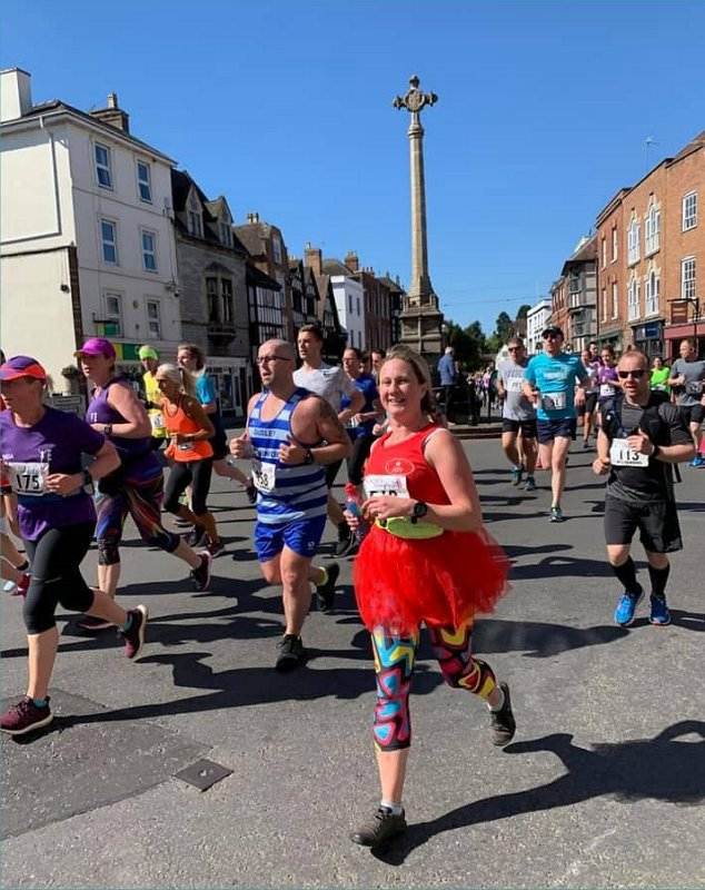 My Second Attempt at Tewkesbury Half Marathon