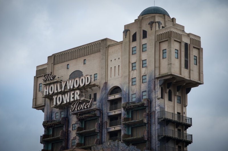 Tower of Terror at Disney