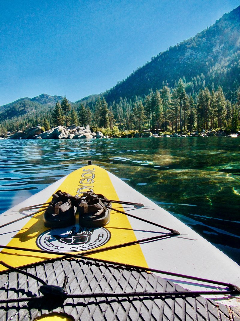 water sports on lake tahoe