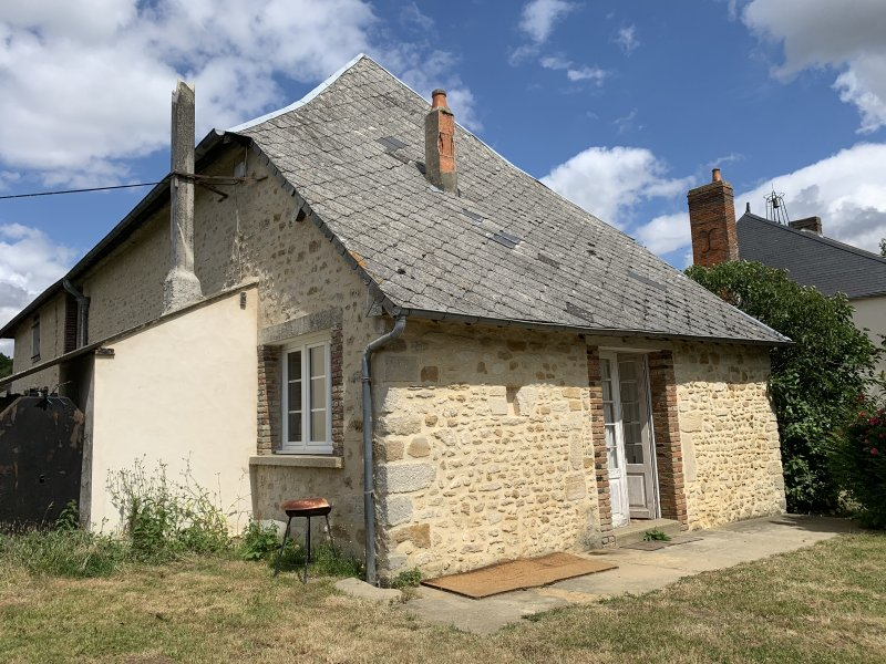 Farm house in Saint Germain Le Vieux France