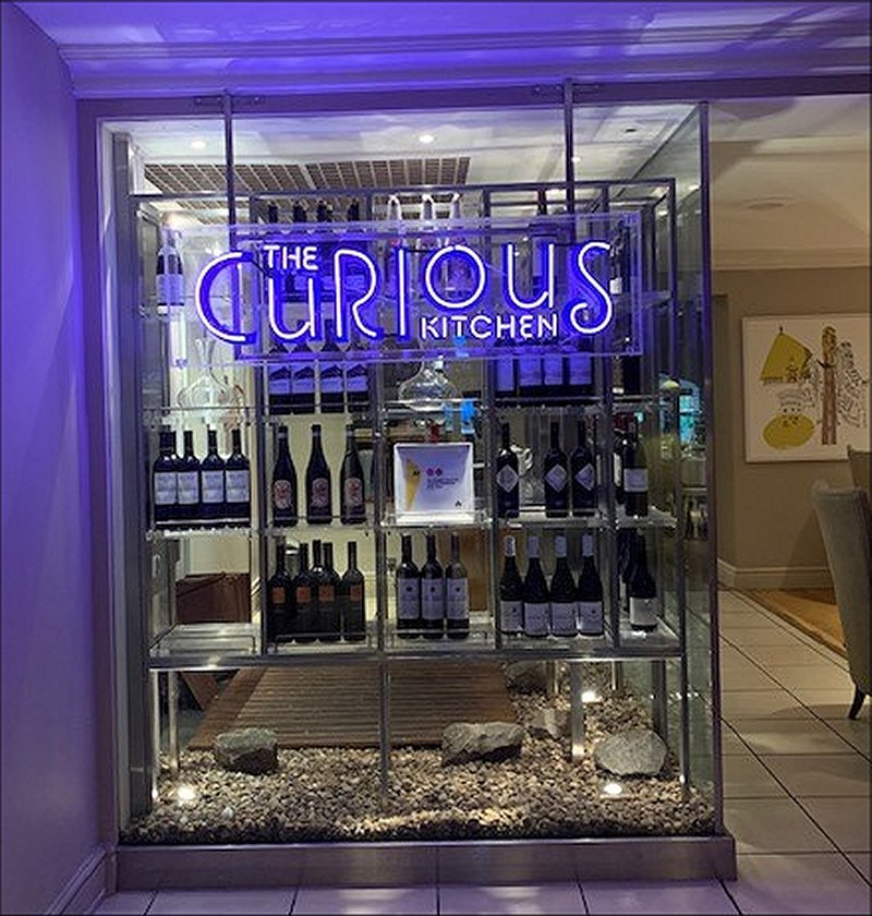 The Curious Kitchen at The Aztec West Hotel & Spa Bristol