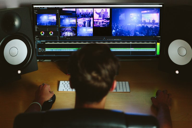 A Beginner's Guide to Professional Video Editing