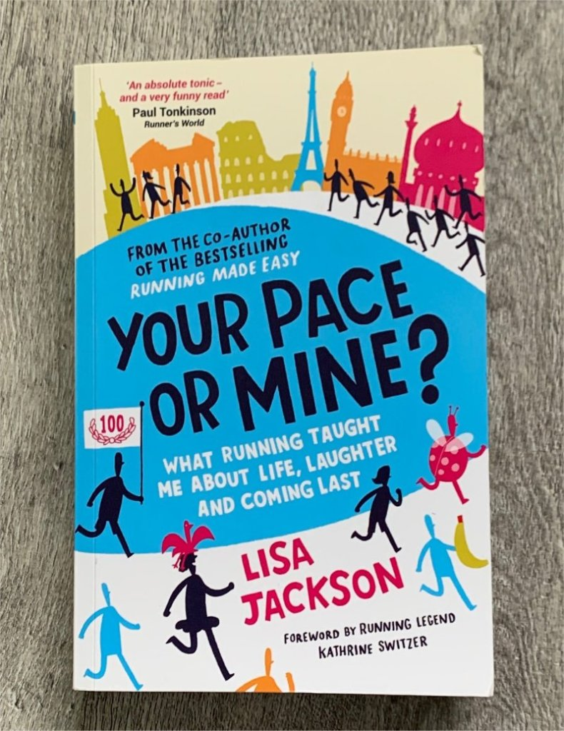 Your Pace or Mine? Lisa Jackson