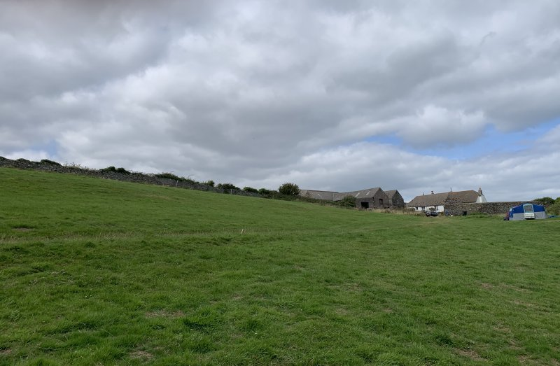 Down Farm Wild Camping pitches