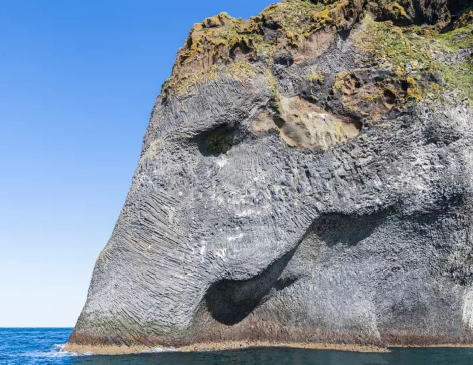 elephant rock in ireland