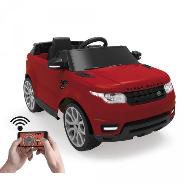 Range Rover Giveaway.