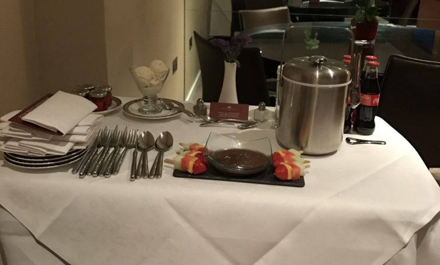 Family Package at the Royal Garden Hotel.