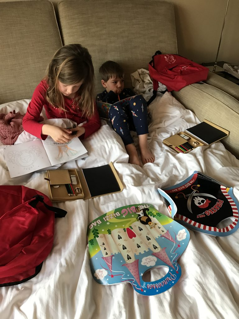 Family Package at The Royal Garden Hotel