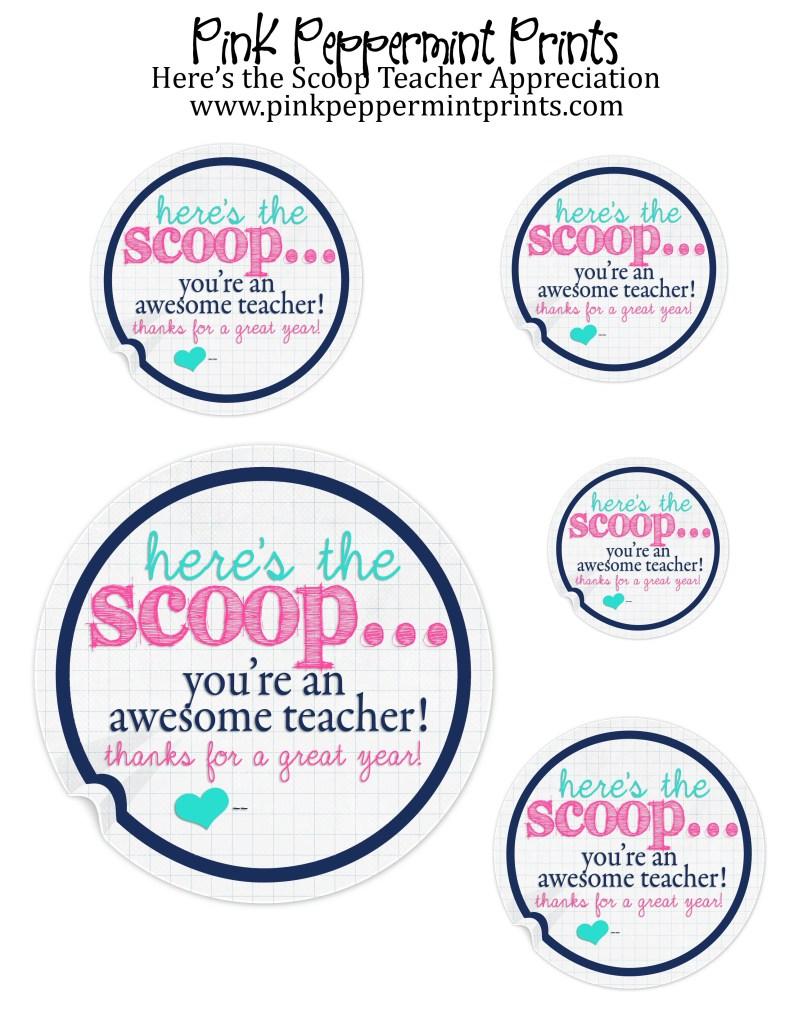 free teacher printable teacher appreciation week