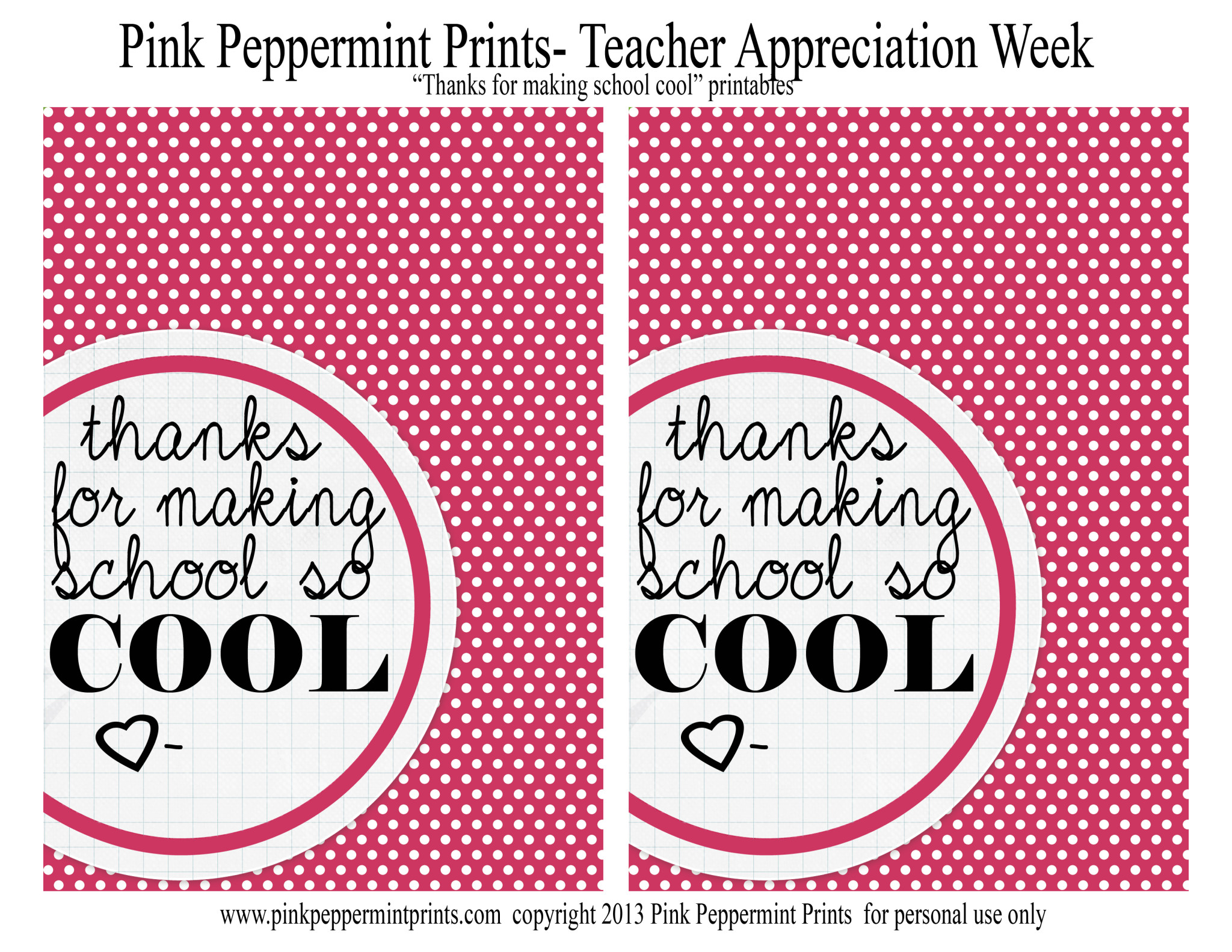 photo about Thanks for Making Me One Smart Cookie Free Printable identify Free of charge Instructor Appreciation Printables PDF \