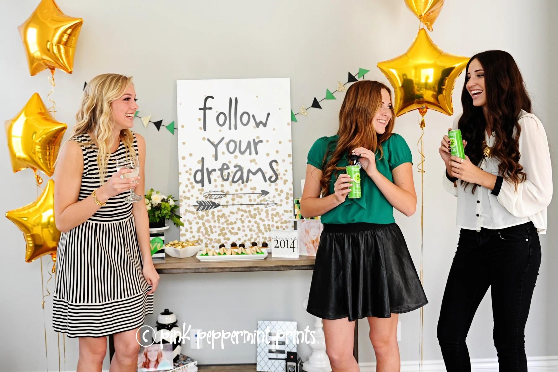 unique high school graduation party ideas