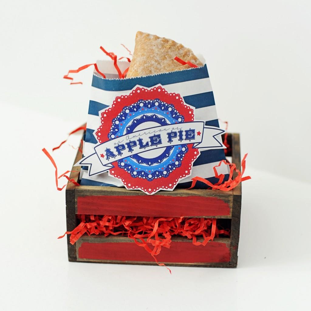 As American as Apple Pie Free Patriotic Printables