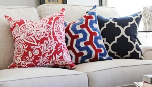 Interior Design: The Power of Pillows