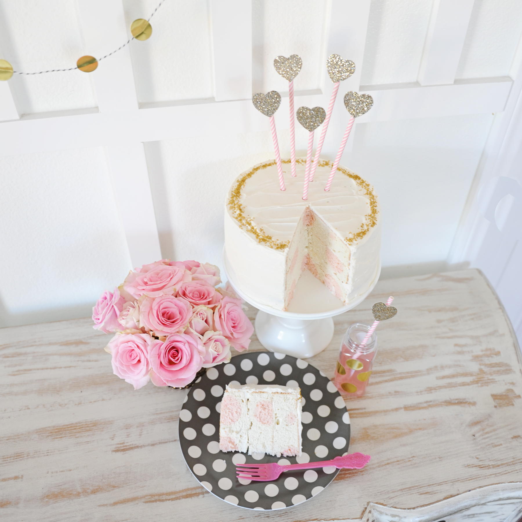 Pink Baby Shower Ideas