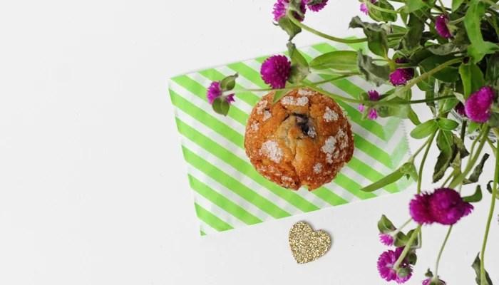 Recipe: My Favorite Blueberry Muffins