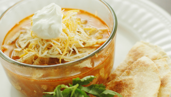 Eat: Recipe for Quick and Delicious Chicken Tortilla Soup